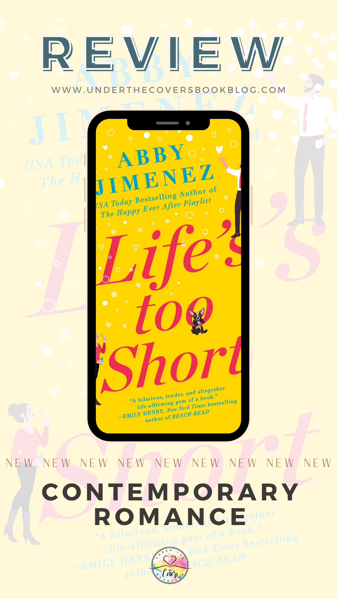 ARC Review: Life\'s Too Short by Abby Jimenez