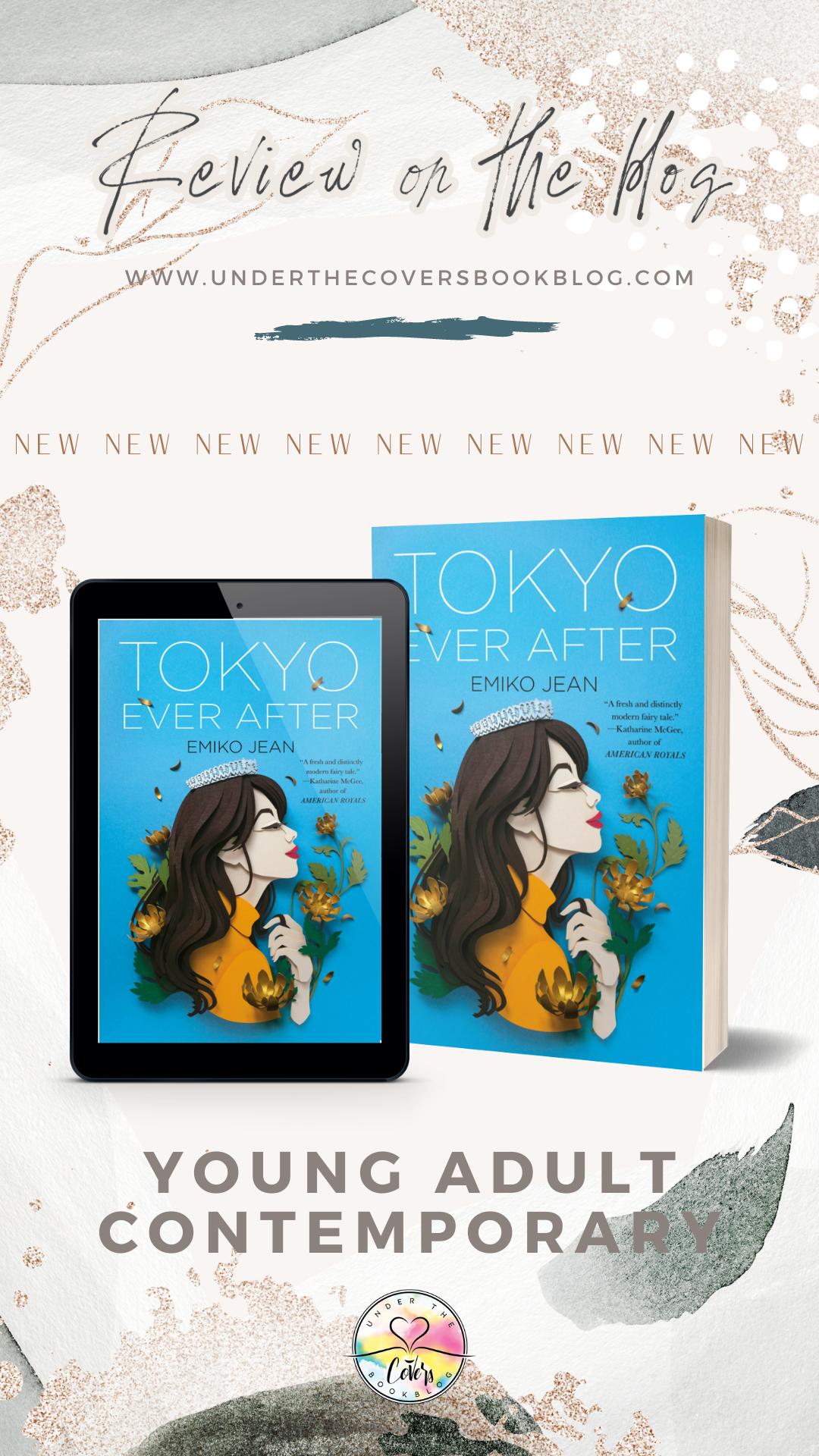 ARC Review: Tokyo Ever After by Emiko Jean