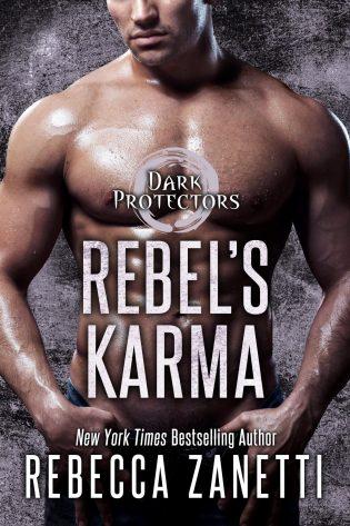 ARC Review: Rebel's Karma by Rebecca Zanetti