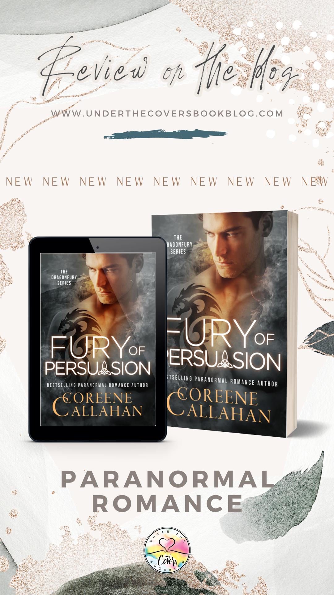 Fury of Persuasion by Coreene Callahan
