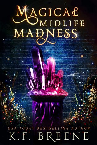 Review: Magical Midlife Madness by K.F. Breene
