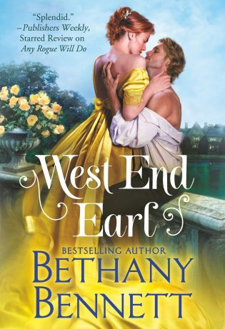 ARC Review: West End Earl by Bethany Bennett