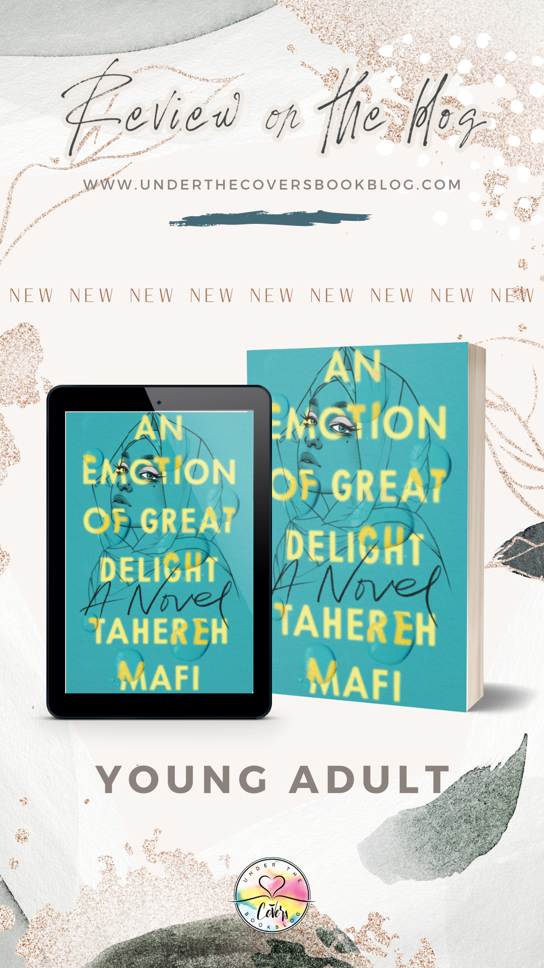ARC Review: An Emotion of Great Delight by Tahereh Mafi