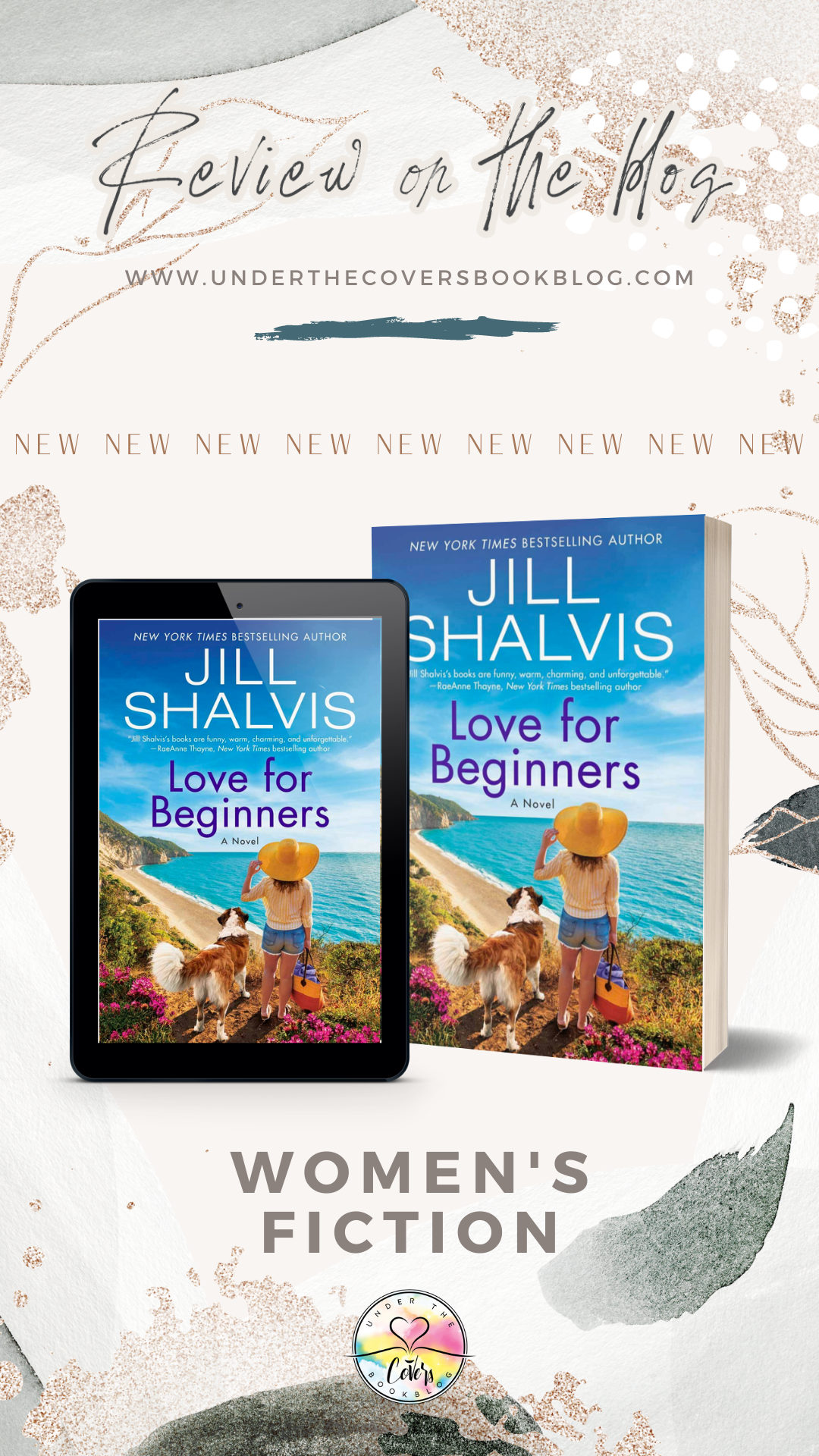 ARC Review: Love for Beginners by Jill Shalvis