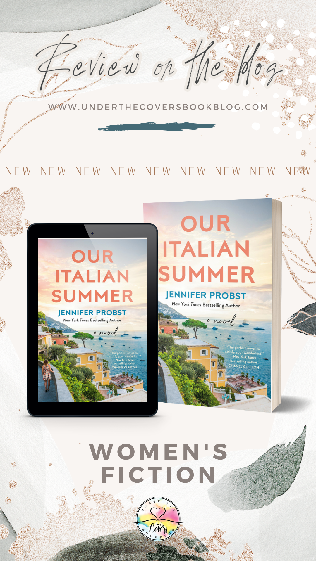 Review: Our Italian Summer by Jennifer Probst