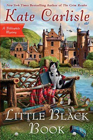 Little Black Book by Kate Carlisle