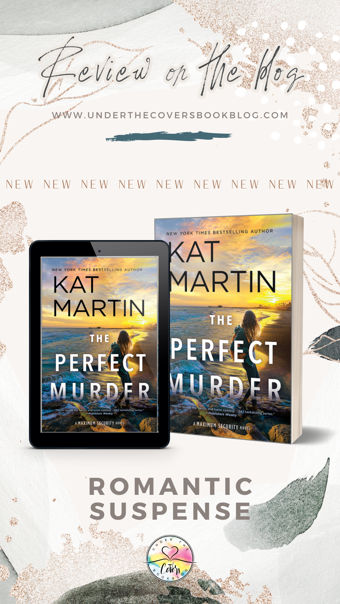 ARC Review: The Perfect Murder by Kat Martin