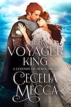 The Voyager King by Cecelia Mecca