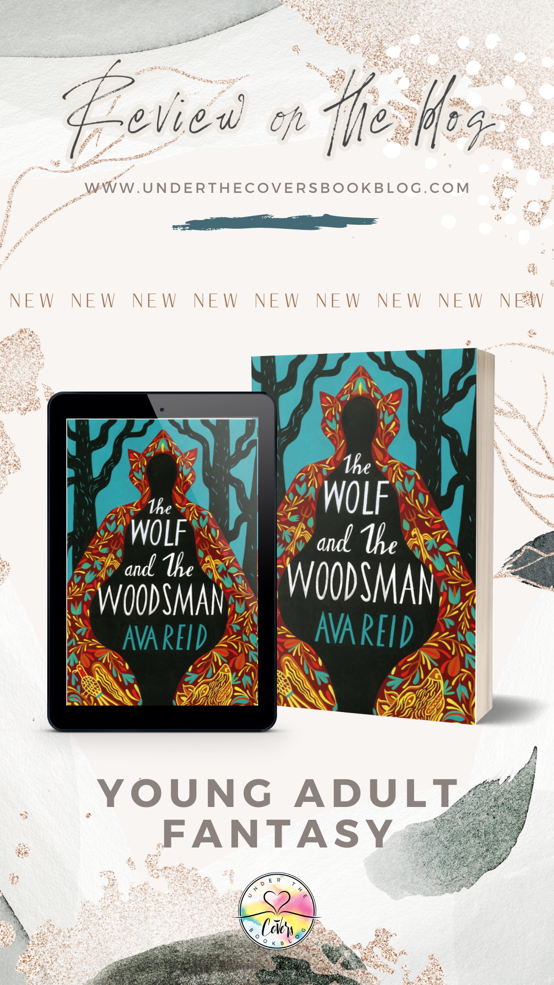 ARC Review: The Wolf and the Woodsman by Ava Reid