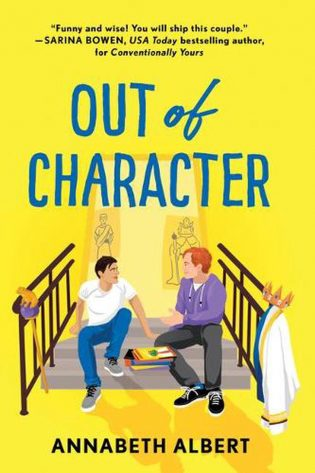 ARC Review: Out of Character by Annabeth Albert