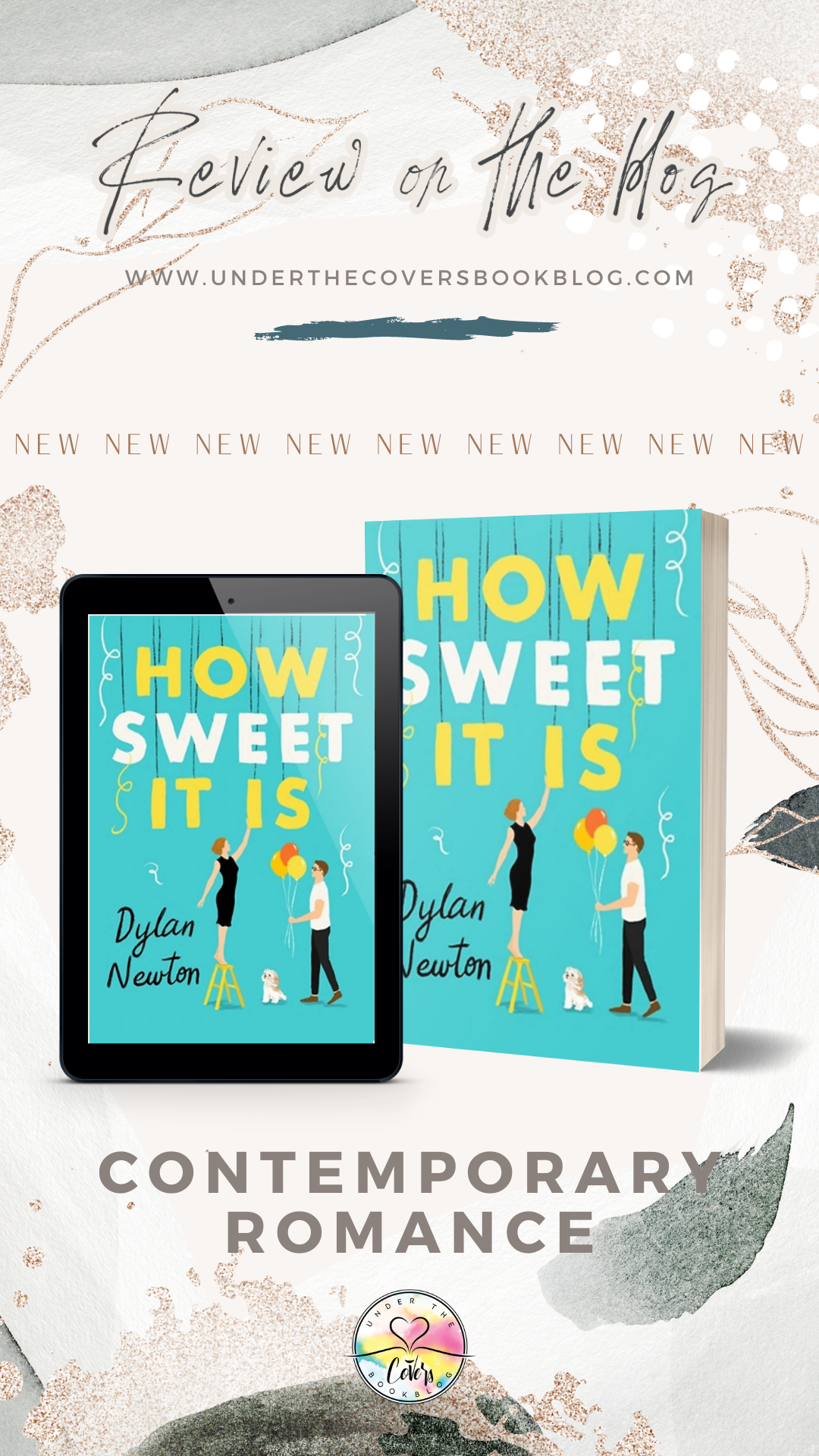 ARC Review: How Sweet It Is by Dylan Newton