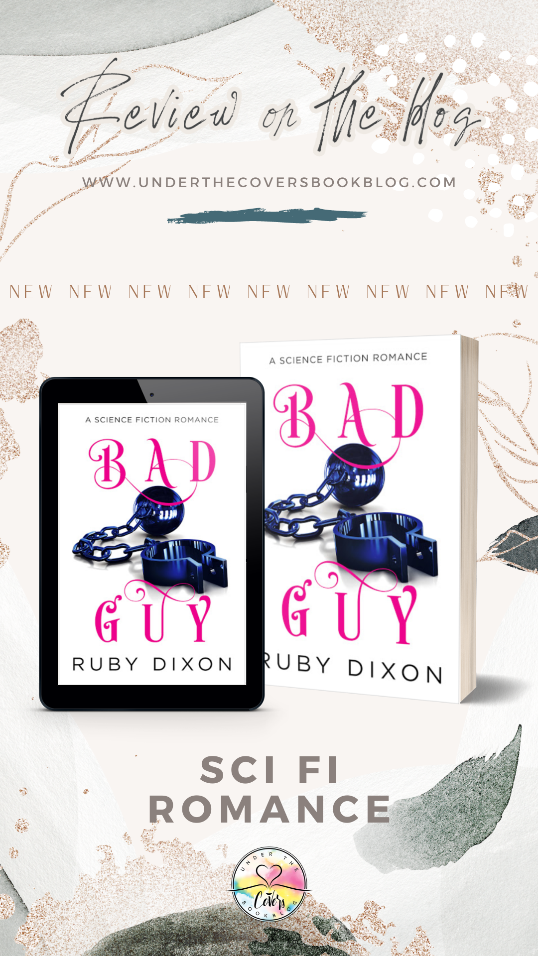 Review: Bad Guy by Ruby Dixon
