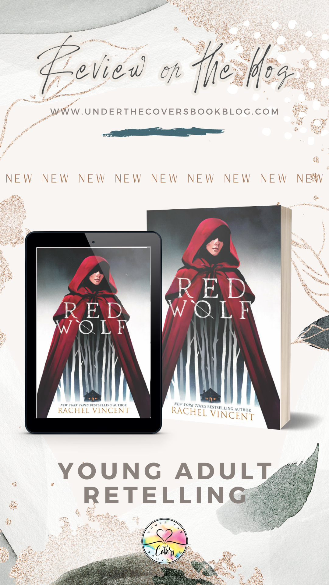 ARC Review: Red Wolf by Rachel Vincent