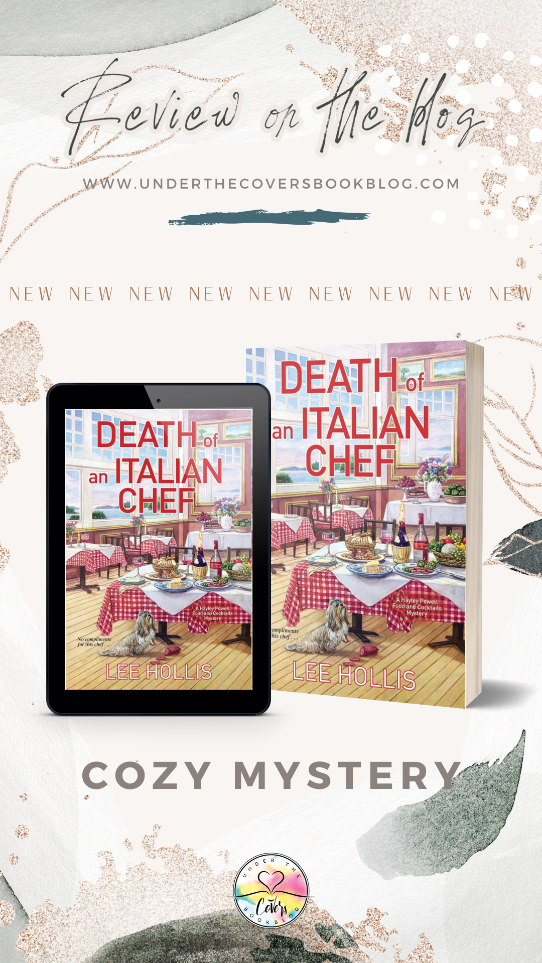 ARC Review: Death of an Italian Chef by Lee Hollis