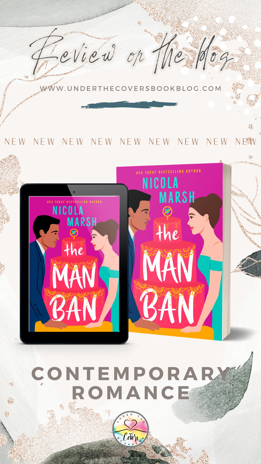 ARC Review: The Man Ban by Nicola Marsh