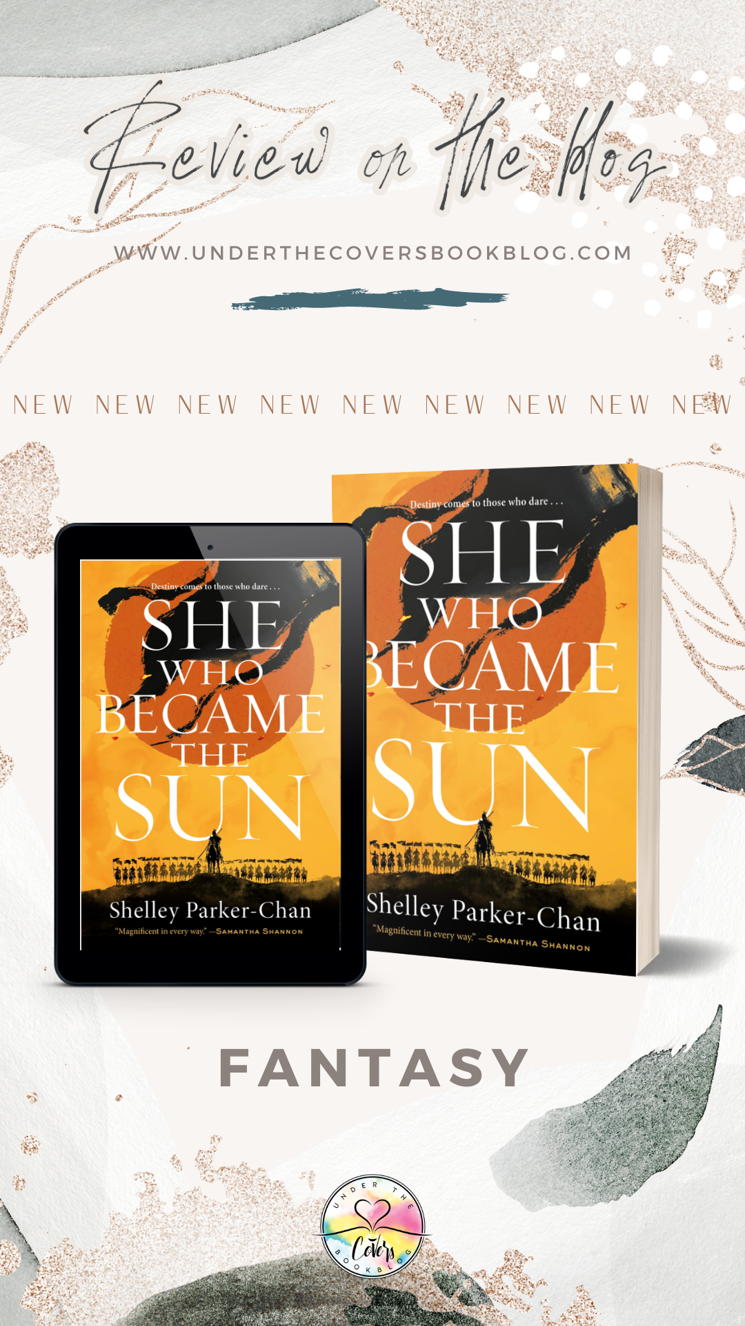 ARC Review: She Who Became the Sun by Shelley Parker-Chan