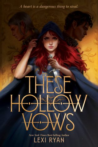 ARC Review: These Hollow Vows by Lexi Ryan