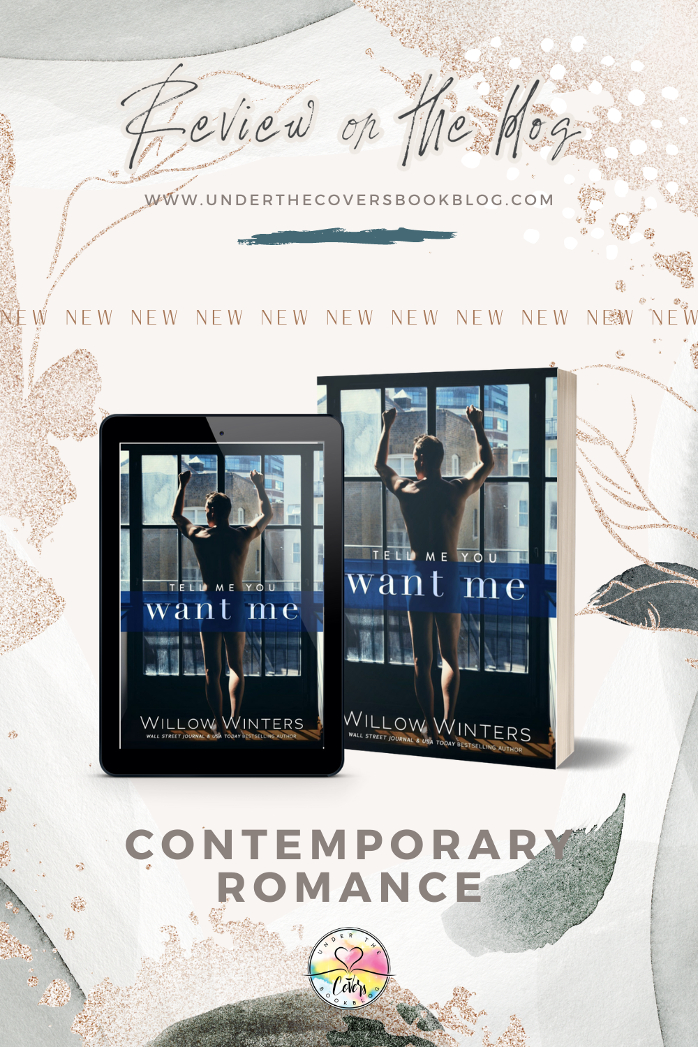 ARC Review: Tell Me You Want Me by Willow Winters