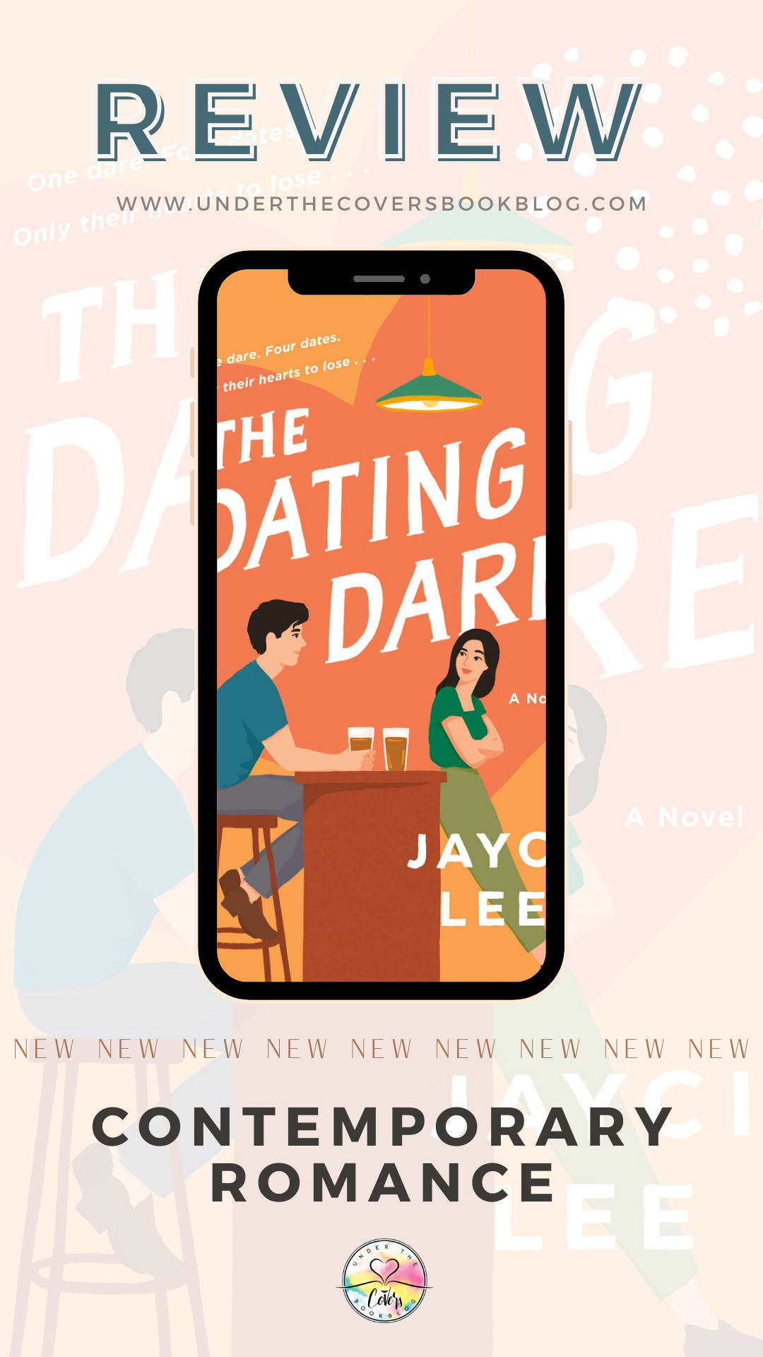 ARC Review: The Dating Dare by Jayci Lee