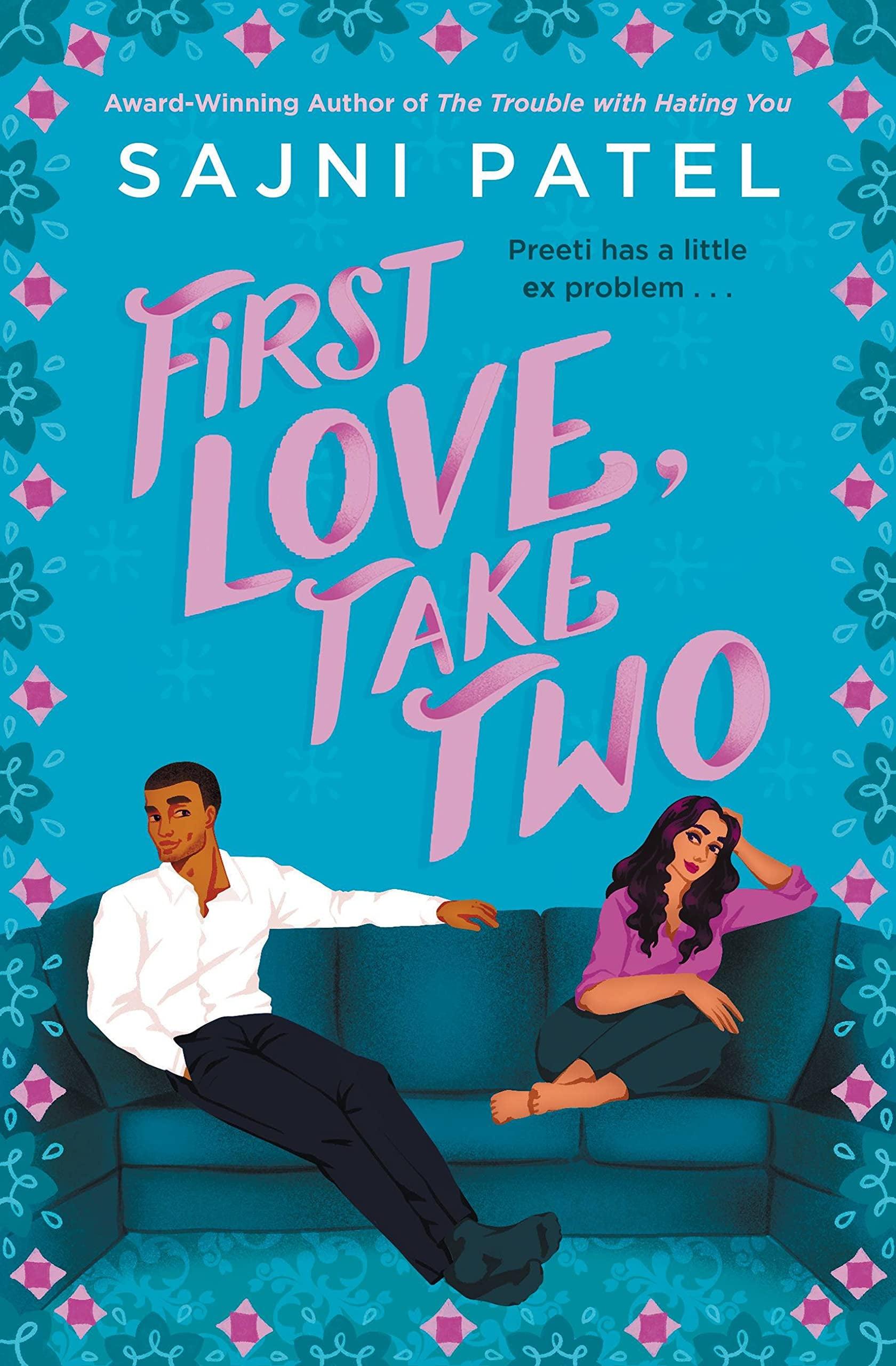 ARC Review: First Love, Take Two by Sajni Patel