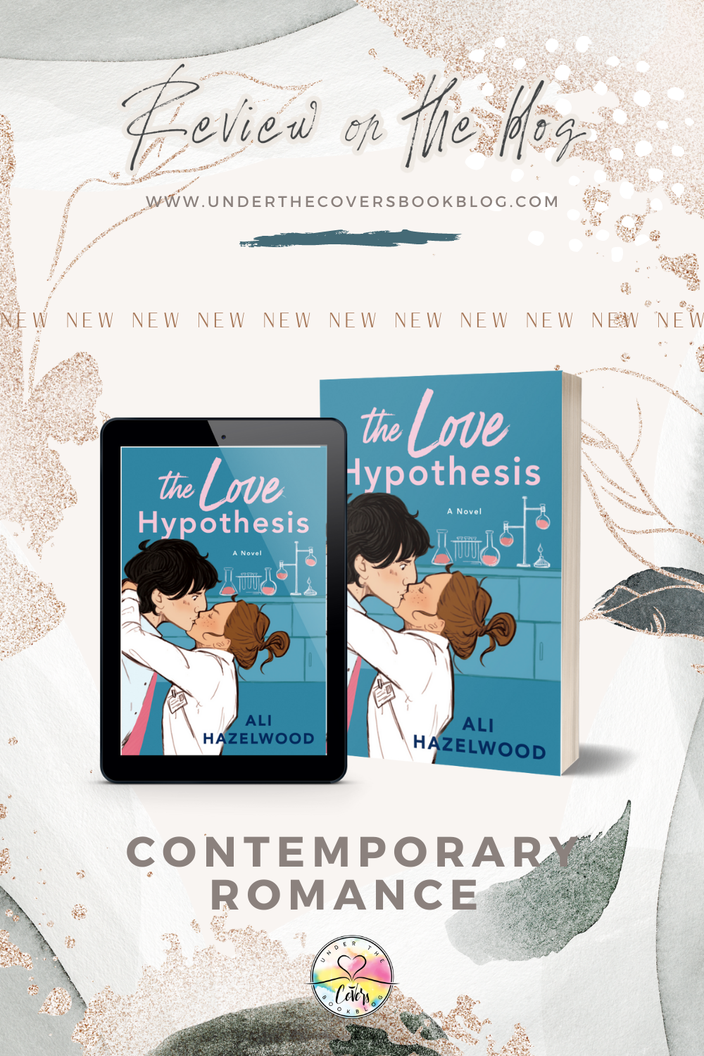 ARC Review: The Love Hypothesis by Ali Hazelwood