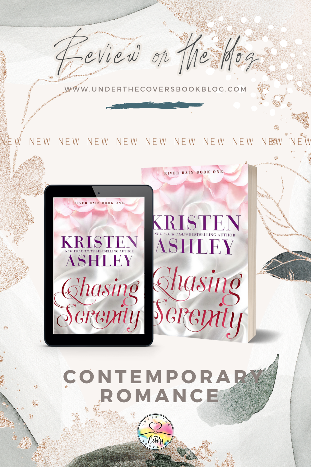 ARC Review: Chasing Serenity by Kristen Ashley