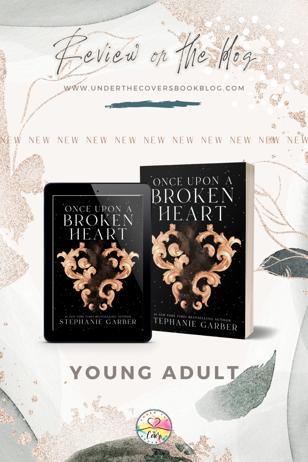 ARC Review: Once Upon a Broken Heart by Stephanie Garber