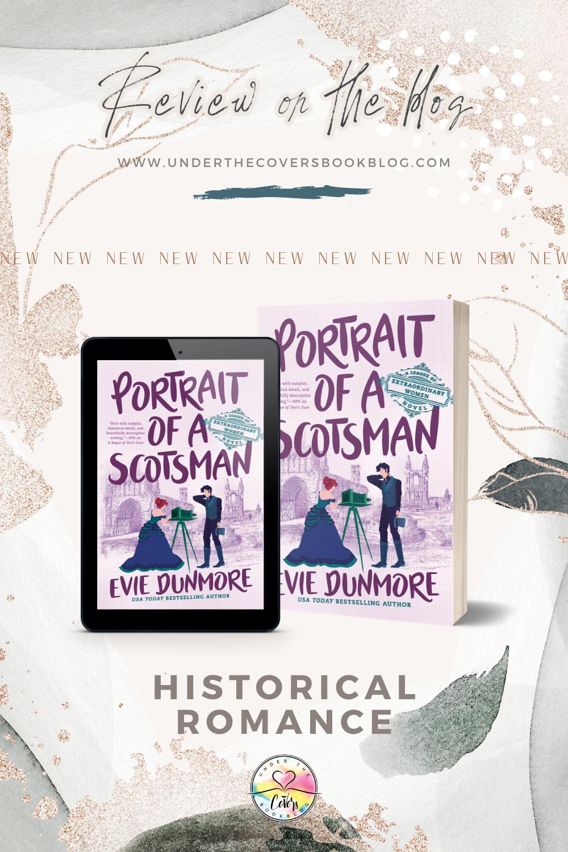 ARC Review: Portrait of a Scotsman by Evie Dunmore