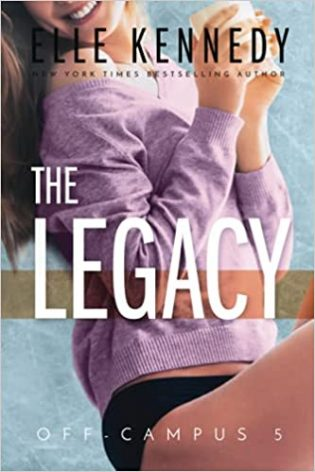 ARC Review: The Legacy by Elle Kennedy