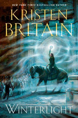 ARC Review: Winterlight by Kristen Britain