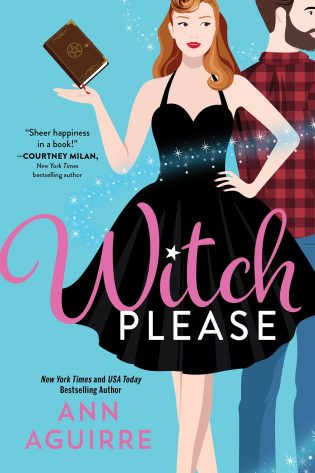 ARC Review: Witch, Please by Ann Aguirre